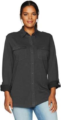 Columbia Women's Plus Sizeeasygoing Button Down Shirt