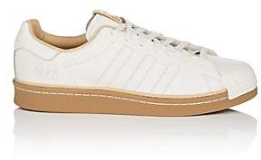 adidas Men's Superstar Leather Sneakers-White