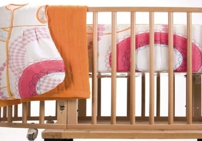 Stokke Crib Bedding Circles
