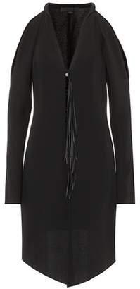 Alexander Wang Silk fringe dress