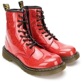 Dr. Martens Kids TEEN glitter 1460 boots