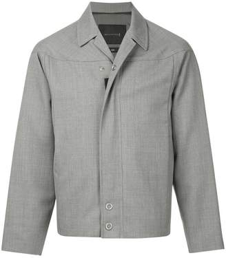 MACKINTOSH 0003 boxy shirt jacket