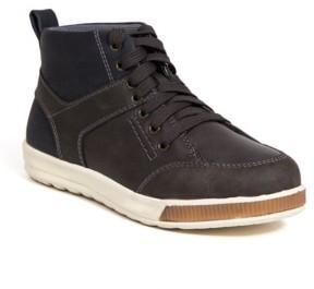 Deer Stags Kid's Landry Memory Foam Dress Casual Comfort High Top Sneaker Boot (Big Kid/Little Kid/Toddler)