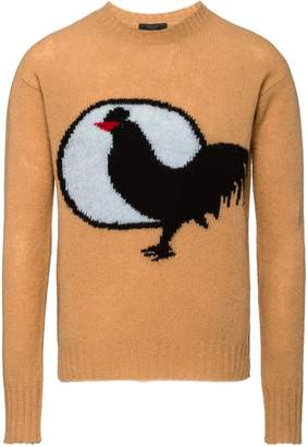 Prada Shetland jumper