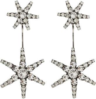 Jennifer Behr Estee Crystal Drop Earrings