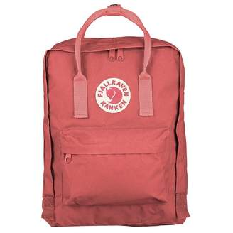 Fjallraven Kanken Original Backpack - Peach Pink