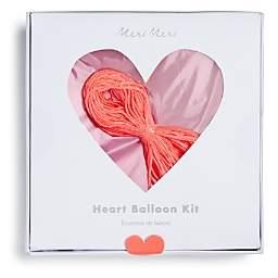 Meri Meri Heart Balloon Kit