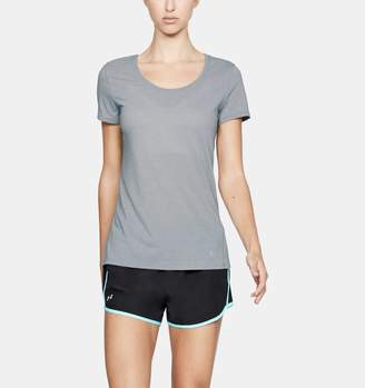 Under Armour Women's UA Streaker Short Sleeve