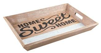 Home Essentials and Beyond Home Sweet Home Tray