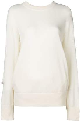 Laneus basic sweatshirt