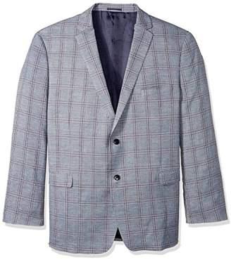 U.S. Polo Assn. Men's Big Tall Polyester Blend Sport Coat