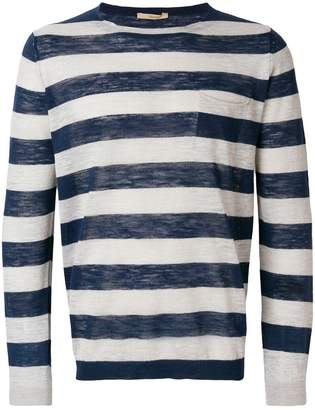 Nuur striped sweater