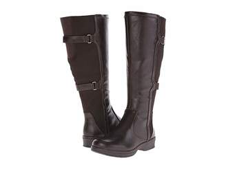 LifeStride Venture Wide Calf Women's Boots