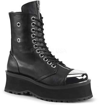 Demonia Mens GRAVEDIGGER-10/BVL Boots