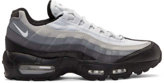 Nike Black and Grey Air Max 95 Essential Sneakers