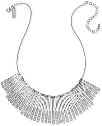 INC International Concepts I.n.c. Gold-Tone Pave Statement Necklace, Created for Macy's