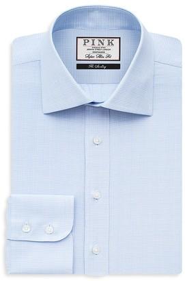 Thomas Pink Ward Check Dress Shirt - Bloomingdale's Slim Fit $185 thestylecure.com