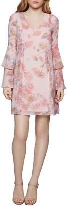BCBGeneration Floral A-Line Dress