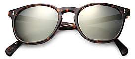 Oliver Peoples Women's Finley Esq 51MM Round Sunglasses