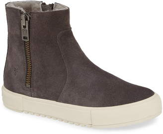 Frye Gia Genuine Shearling Lined Bootie