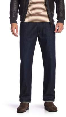 Lucky Brand 363 Straight Jeans