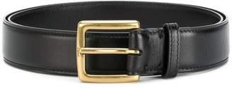 Chloé gold buckle belt