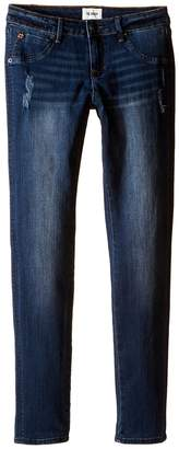 Hudson Collin Skinny Flap Pocket Skinny in Lexington Wash Girl's Jeans
