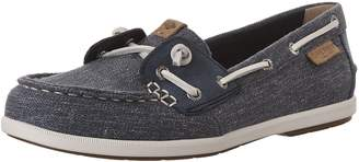 Sperry Women's COIL IVY CANVAS Boat Shoes