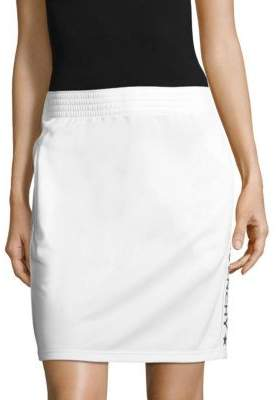 Givenchy Technical Neoprene Jersey Skirt