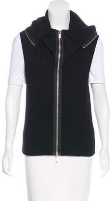 Michael Kors Wool Knit Vest