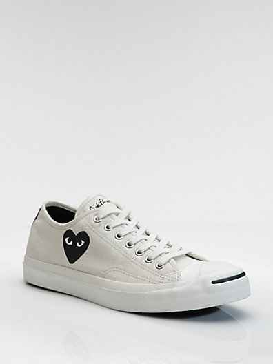 Comme des Garcons Comme des Garcons Play Jack Purcell Sneakers