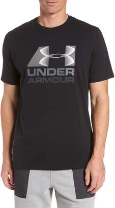 Under Armour Trim Fit Vanish Logo T-Shirt