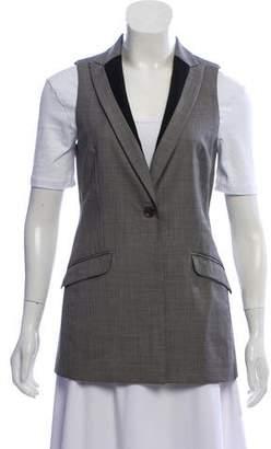 Rag & Bone Tailored Tweed Vest