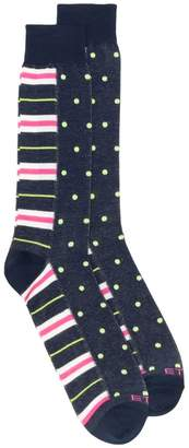 Etro polka dot socks