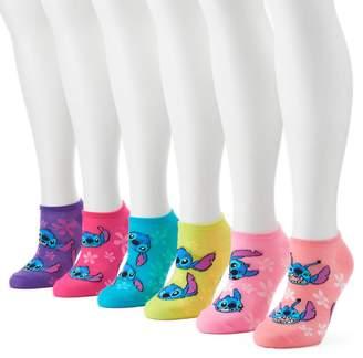Disney Disney's Lilo & Stitch Women's 6-pk. No-Show Socks