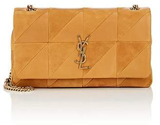 Saint Laurent Women's Monogram Jamie Medium Leather & Suede Chain Bag