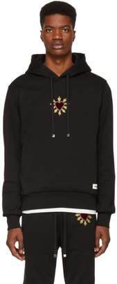 Dolce & Gabbana Black Heart Hoodie