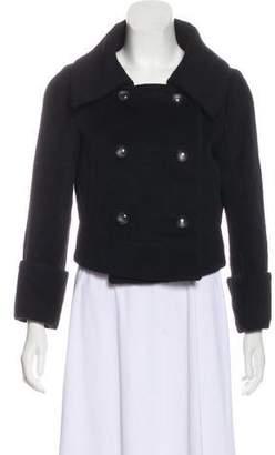 Diane von Furstenberg Lady Bird Wool Jacket