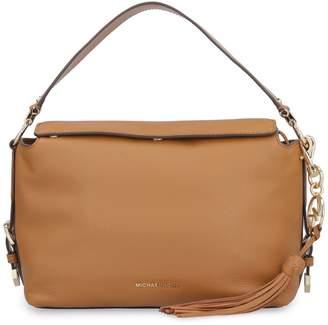 Michael Kors Brooke Pebbled Leather Handbag