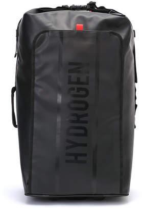 Hydrogen ネームデザイン 2WAY キャリーバッグ ブラック