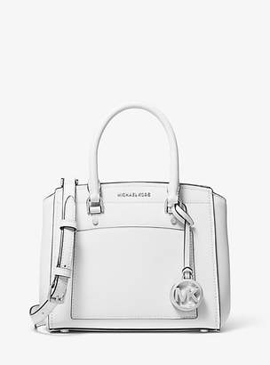 Michael Kors Park Medium Saffiano Leather Satchel