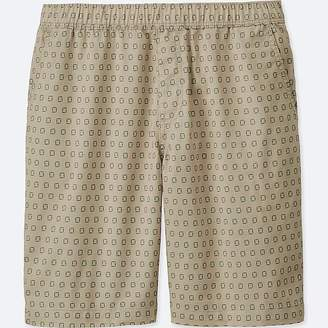 Uniqlo Men's Dry Stretch Woven Easy Shorts