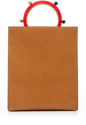 Marni Pannier Shopping Bag