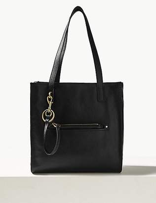 73a406ce81c3 at Marks and Spencer · M S Collection Leather 3 Compartment Tote Bag