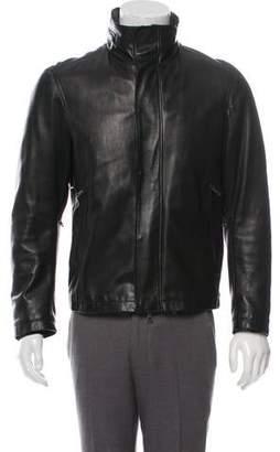 Prada Sport Leather Jacket