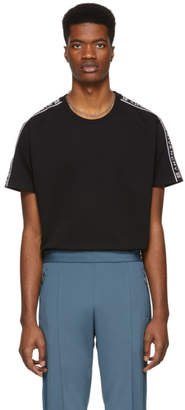 Givenchy Black 4G Webbing T-Shirt