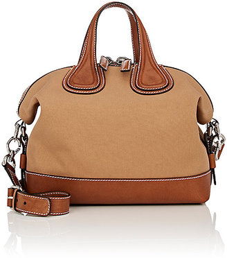 Givenchy Women's Nightingale Small Satchel $2,290 thestylecure.com