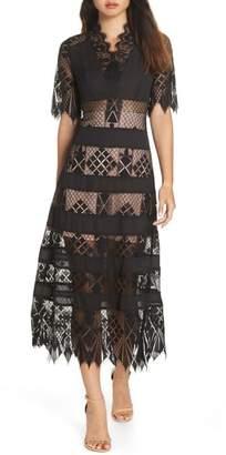 Foxiedox Bravo Zulu Midi Dress