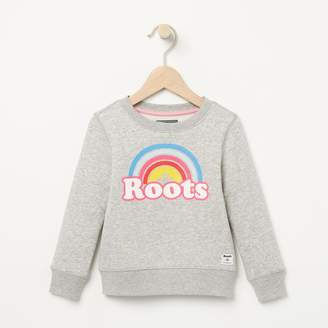 Roots Toddler Cooper Rainbow Crew