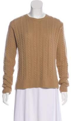 Prada 2017 Backless Sweater Tan 2017 Backless Sweater